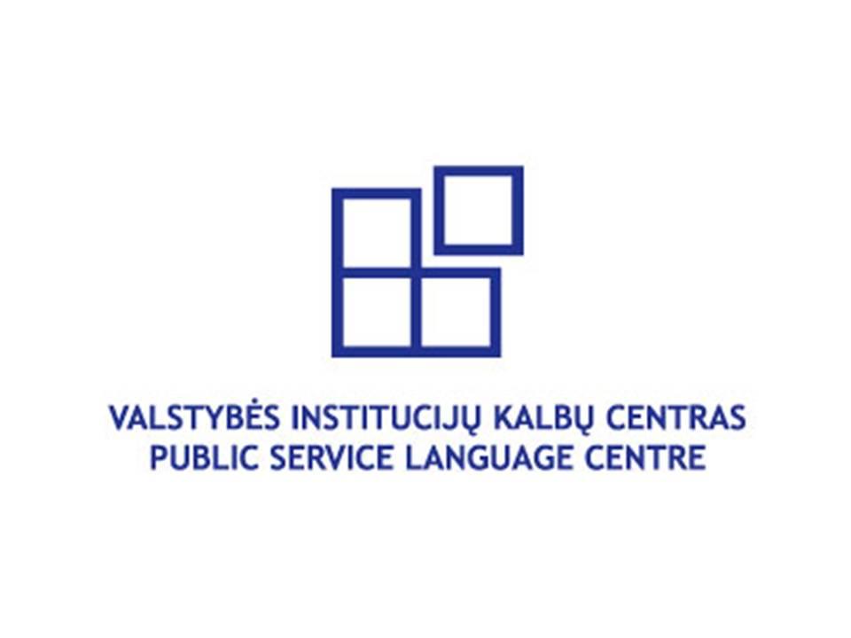 Valstybės inst.kalbų centras